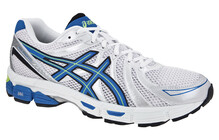 Asics Men's Gel Phoenix 5 white/blue/neon yellow